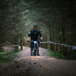 Photo of Trevor FYFE at Gisburn Forest