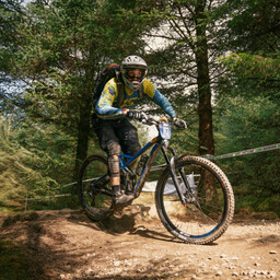 Photo of Clive HUTCHINSON at Gisburn Forest