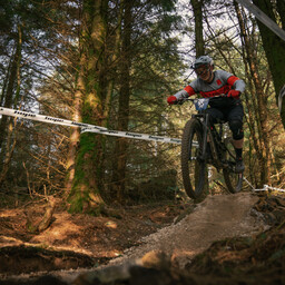 Photo of James DALEY at Gisburn Forest