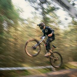 Photo of Kester MCQUEEN at Gisburn Forest