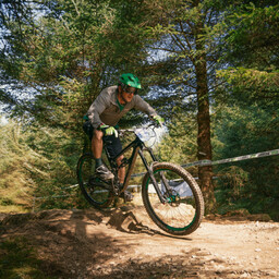 Photo of Richard DUCKWORTH at Gisburn Forest
