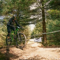 Photo of Dylan EDWARDS (vet) at Gisburn Forest