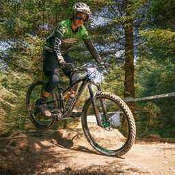 Photo of Dan HOLE at Gisburn Forest