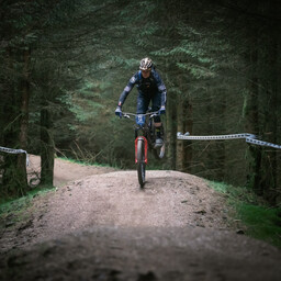 Photo of Ewan CALTON-WHITAKER at Gisburn Forest