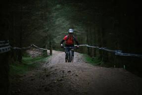 Photo of Michaela LAXTON at Gisburn Forest