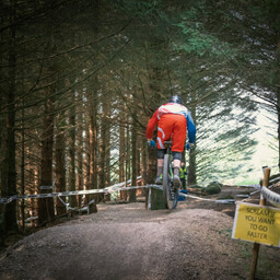 Photo of Jake STELL at Gisburn Forest