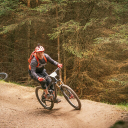 Photo of James NOTT at Gisburn Forest