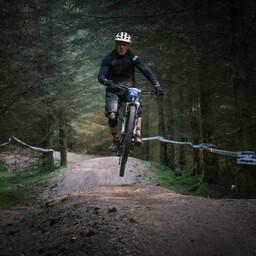 Photo of Simon OSGERBY at Gisburn Forest