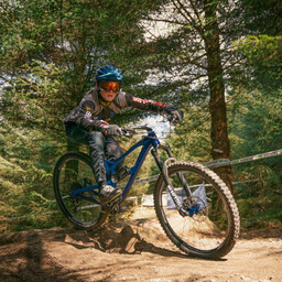 Photo of Zack HARROP at Gisburn Forest