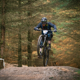 Photo of Chris JEFFRIE at Gisburn Forest