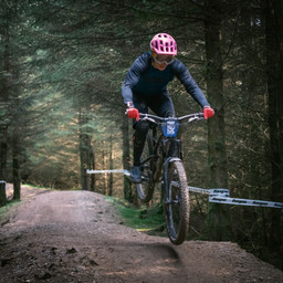 Photo of Vincent LEONARD at Gisburn Forest