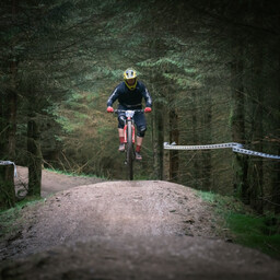 Photo of Stuart DANCER at Gisburn Forest