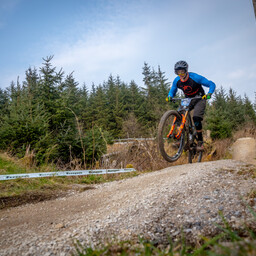 Photo of Tom WILSON (elt) at Gisburn Forest