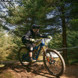 Photo of Cameron JACKSON at Gisburn Forest