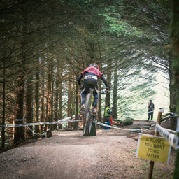 Photo of Joe SUCKLEY at Gisburn Forest