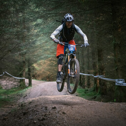 Photo of Simon HOLMES at Gisburn Forest