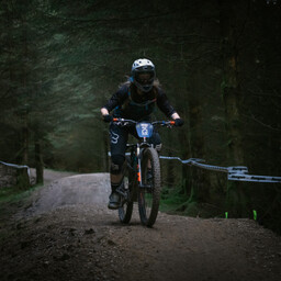 Photo of Gail BEESTON at Gisburn Forest