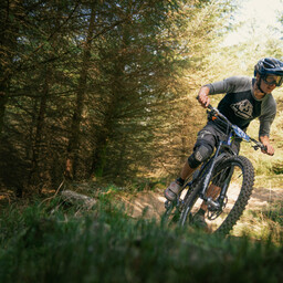 Photo of Bailey RUSSELL at Gisburn Forest