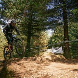 Photo of Jack ACKROYD at Gisburn Forest