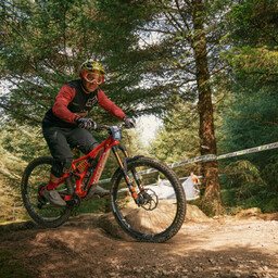 Photo of Davy LEDGERWOOD at Gisburn Forest