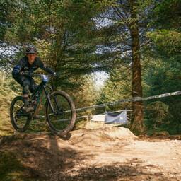 Photo of Ben JACKSON (u21) at Gisburn Forest