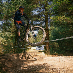Photo of Toby CAMPBELL at Gisburn Forest