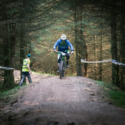 Photo of Shaun BRYCE at Gisburn Forest
