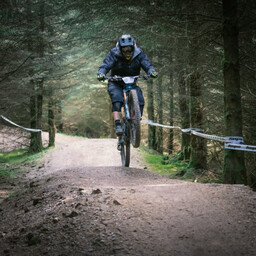 Photo of Dave ANDREWS at Gisburn Forest