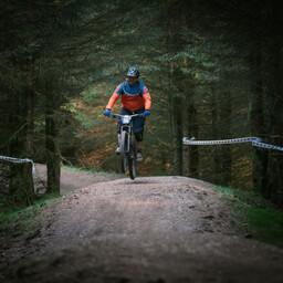 Photo of Chris MORLEY (vet) at Gisburn Forest