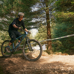 Photo of Danny O'CALLAGHAN at Gisburn Forest