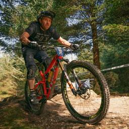 Photo of Mark DOWSON at Gisburn Forest