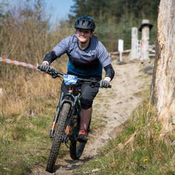 Photo of Hannah DUNN at Gisburn Forest