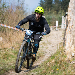 Photo of Jamie LINDLEY at Gisburn Forest