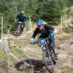 Photo of Chris PALMER (mas) at Gisburn Forest