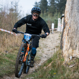 Photo of Mike ROBINSON at Gisburn Forest
