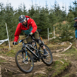 Photo of Craig ROBERTSON (gvet) at Gisburn Forest