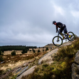 Photo of Robert YOUNG (vet) at Gisburn Forest