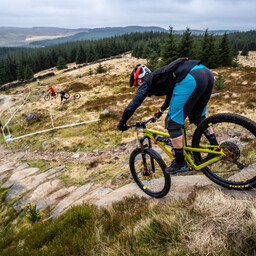 Photo of Carl SIMPSON at Gisburn Forest
