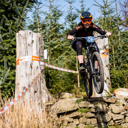 Photo of Lewis HINDSON at Gisburn Forest