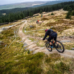 Photo of Leon ROOT at Gisburn Forest