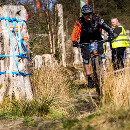 Photo of Michael WHALEY at Gisburn Forest