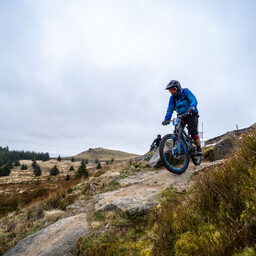 Photo of Paul BOWEN at Gisburn Forest