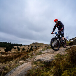 Photo of Ian ATKINSON (2) at Gisburn Forest