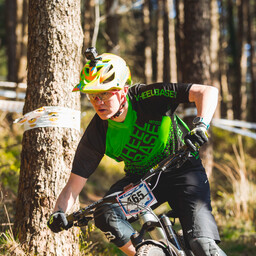 Photo of Lucy BELL at Afan