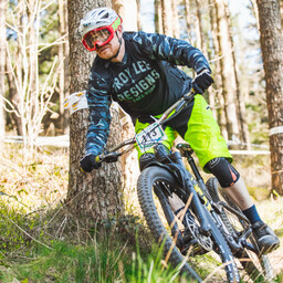 Photo of Dominic WOOD at Afan
