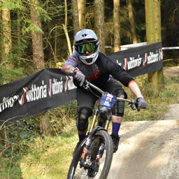 Photo of Jamie CHARLTON (vet) at Gisburn Forest