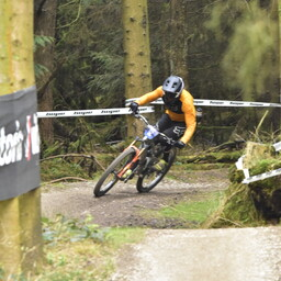 Photo of Chris DIXON (1) at Gisburn Forest
