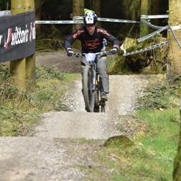 Photo of Mark JOHNSON (vet1) at Gisburn Forest