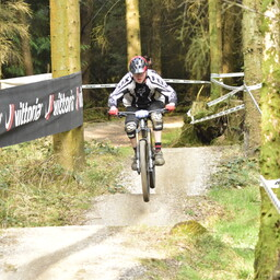 Photo of Dom KING (mas) at Gisburn Forest