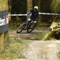 Photo of Jamie BROWN (mas) at Gisburn Forest